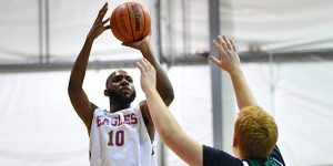 Basketball Returns to Court with Home Stand