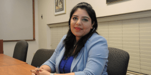 I'm an improved person – Studying in Our Master of Science and Information Technology Program