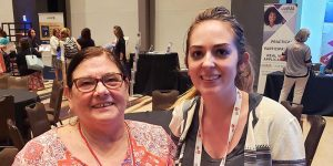 Program Chair Attends National Conference