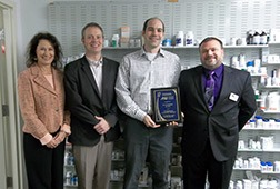 Leading Pharmaceutical Services Company Partners with Pharmacy Technician Program