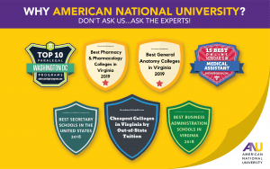 American National University Accolades and Recognition